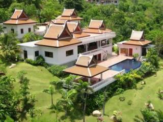 Stunning Thai style villa close to Layan beach - Thalang vacation rentals