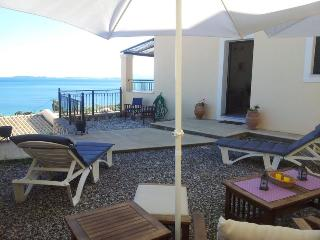 Alemar House in Corfu with spectacular sea views - Barbati vacation rentals