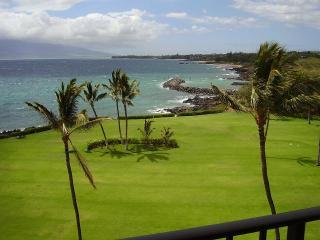 Kihei Surfside 1 Bedroom Ocean Front 608 - Kihei vacation rentals