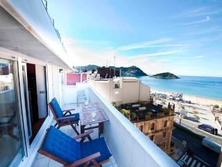 1 bedroom Apartment with Wireless Internet in San Sebastian - Donostia - San Sebastian - Donostia vacation rentals