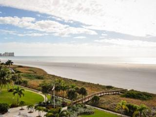 View from Balcony - South Seas, Tower II, Unit 707 - Marco Island - rentals