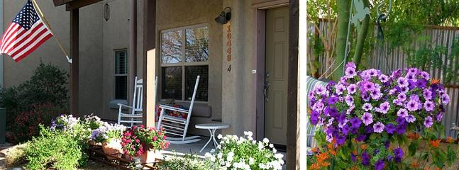 Front Entrance - Affordable Vacation  Bed & Breakfast in Sunny Tucson! - Vail - rentals