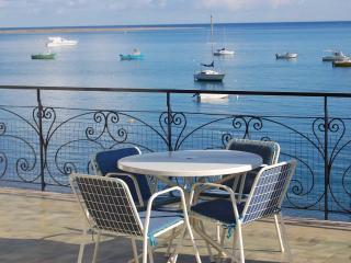 VILLA MARINELLO: charming villa on the beach (10 mt from the sea!) in a natural reserve - Isola Vulcano vacation rentals