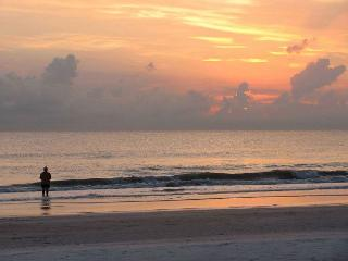 Oldest House on the Beach.Gulf Front, Built in 1891 3 Bedroom, 2 Bath-Sleep 6 - Indian Rocks Beach vacation rentals