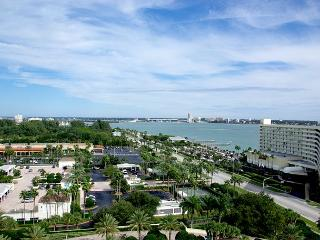 15th Floor Beauty in Sand Key! 2 Bedroom, 2 Bath-Sleeps 4. 30 day minimum. - Clearwater vacation rentals
