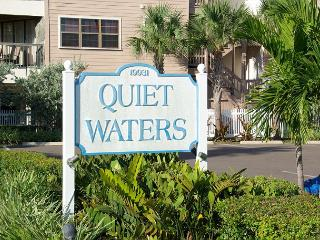 Direct Intracoastal Unit, Private Beach Access, Heated Pool, Hot Tub! - Indian Shores vacation rentals