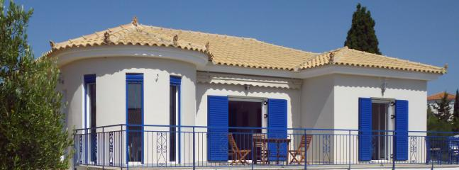 Die luxuriöse Villa Pilias - Luxuriöse Villa an Traumstränden - Pylos - rentals