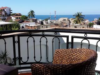 Puerto Vallarta Ocean View Condo 2 bedroom 2 bath - Puerto Vallarta vacation rentals