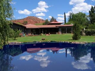 Sedona Sanctuary - Eight bedrooms/ Six baths/ View - Sedona vacation rentals