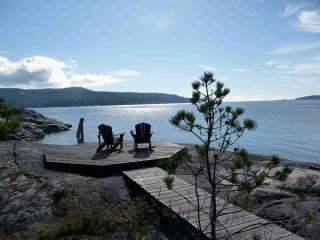Spectacular Waterfront in Halfmoon Bay - Gibsons vacation rentals
