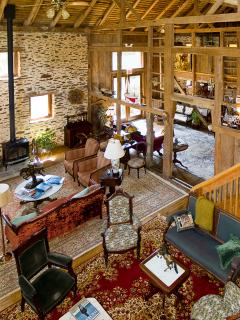 Converted Barn on 10 Acre Horse Farm in Bucks Co. - Perkasie vacation rentals