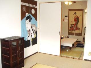 Shinjuku 2-6 sleep 2 Bedroom Private Apt. Tokyo - Shinjuku vacation rentals