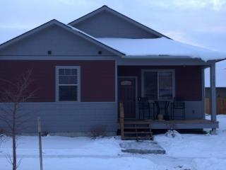 New, Cozy Home between 2 ski resorts in Bozeman,MT - Manhattan vacation rentals