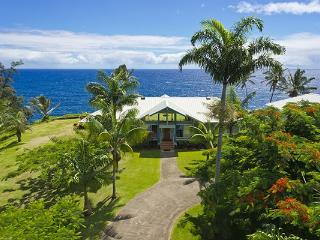 Pali Lani - Hakalau Hawaii Vacation House - Honomu vacation rentals