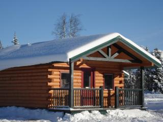 Rocky Mountain log cabin wilderness  adventure. - Crescent Spur vacation rentals