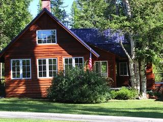 Whitefish Cottage - 2 Bedrooms Plus Bunk House - Glacier National Park vacation rentals