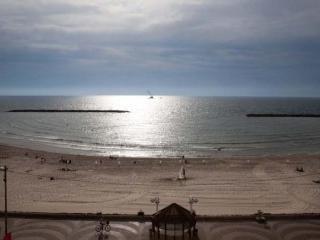 2br ocean front flat for rent Tel Aviv vacation - Tel Aviv vacation rentals