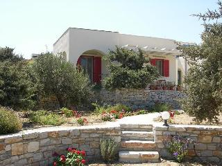 Single floor villa w. sea view, walk-in rainshower - Agios Prokopios vacation rentals