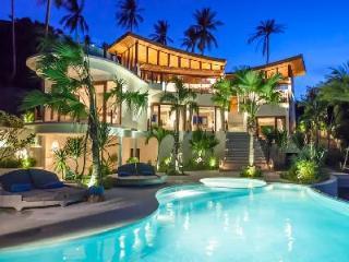 Ocean view Villa Kya- near beach, 3-tier infinity pool & roof terrace - Brindisi vacation rentals