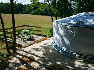 Luxury Mongolian Yurt set in 55 acres of Farmland - Marthon vacation rentals