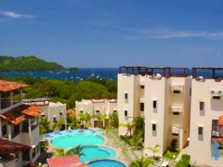 3BR Rooftop Terrace Ocean View Costa Rica sleeps 8 - Playas del Coco vacation rentals