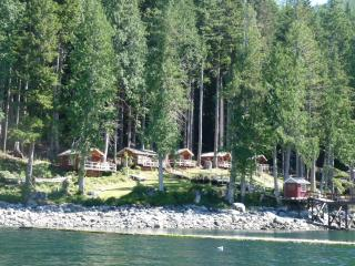 DENHAM BAY : ESTERO CABIN  Stuart Island B.C. - Sonora Island vacation rentals