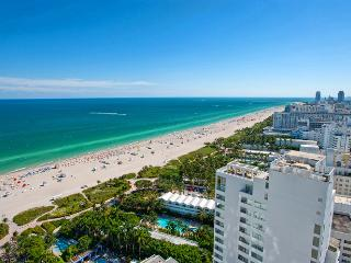 6353302RT Setai Two Bedroom with City and Ocean View - Miami Beach vacation rentals