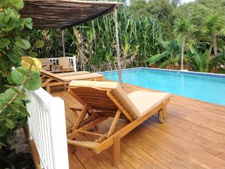 Brand New Cabana with Swimming Pool & AC - Caye Caulker vacation rentals