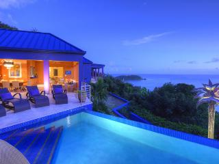 Large & Luxurious St. John Villa - Mare Blu - Virgin Islands National Park vacation rentals