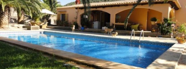 Casa Carritxo - Image 1 - Cas Concos - rentals