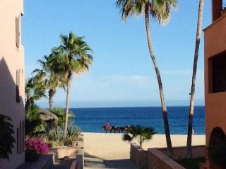 Beachfront  Com. Ocean/ Beach View Room Full Bath. - San Jose Del Cabo vacation rentals