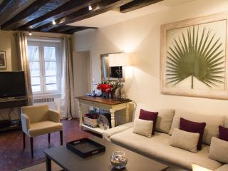 Family Friendly Eiffel Tower 2 bedroom apartment - Paris vacation rentals