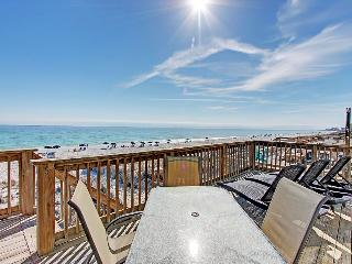 Good Day Sunshine-5BR/5BA-BeachSVC-AVAIL 12/28-1/3*Buy3Get1Free NOWthru 2/29*BeachFRONT. - Destin vacation rentals