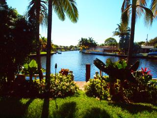 Tropical Waterfront Getaway! Boater's Paradise! - Fort Lauderdale vacation rentals