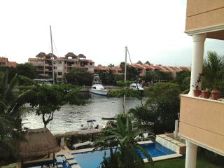 The view, sunsets, golfing and So much more! - Puerto Aventuras vacation rentals