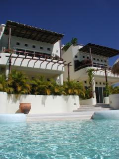 Spectacular Santa Cruz bay view - Sol y Luna 1 BR Penthouse - Oaxaca State vacation rentals