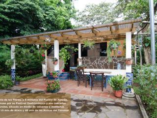 Log Cabin FOR RENT in Juayua, El Salvador - Juayua vacation rentals