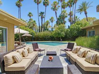 Luxurious Mid-Century Modern. Classic Palm Springs - Palm Springs vacation rentals