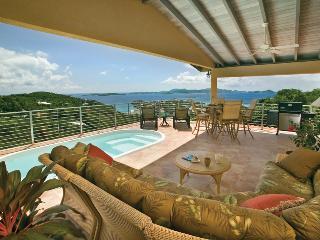 Ginger Thomas Romantic Getaway Luxury Villa - Cruz Bay vacation rentals