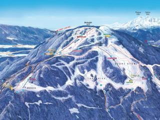 Apartment house Celeia - Golte (ski, hike, bike) - Mozirje vacation rentals
