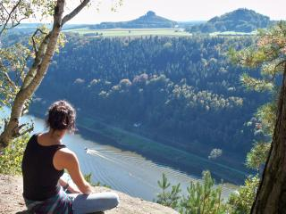 Saxon Switzerland: the entire castle like estate - Krippen vacation rentals