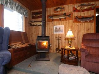 Cozy Cottage with Deck and DVD Player - Barry's Bay vacation rentals
