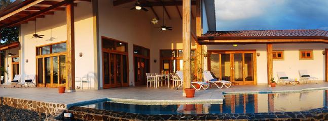 Tranquil & luxurious hilltop home - Playa Negra vacation rentals