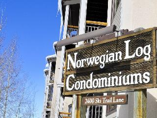Norwegian Log - Ski-in/Ski-out Condo - 3 Bedrooms - Steamboat Springs vacation rentals
