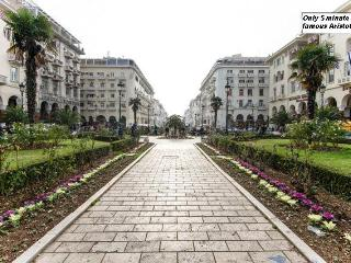 Art deco City break 5 min from Aristotelous square - Thessaloniki vacation rentals