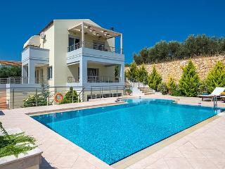A Luxury Villa to Rent, Sea View, Near Beach - Chania Prefecture vacation rentals