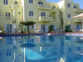 KALITHEA-APARTMENTS are charming with a large pool - Kalyves vacation rentals