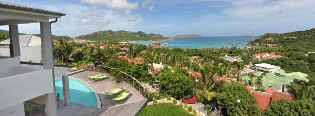 Phebus at Saint Jean, St. Barth - Ocean View, Walk To Beach and Restaurants - Camaruche vacation rentals