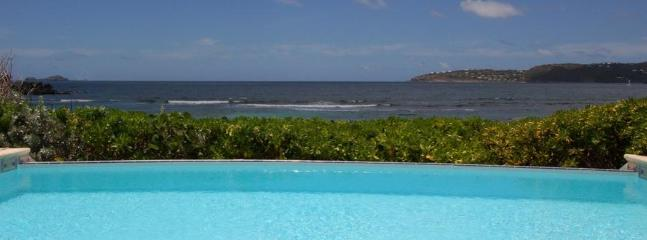 Sea, Sand and Sun at Anse des Cayes, St. Barth - On the Beach, Ocean View, Pool - Anse Des Cayes vacation rentals