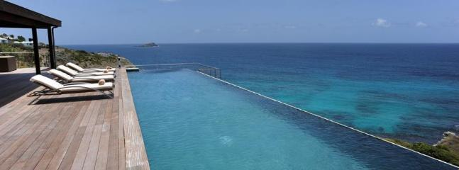 Seascape at Pointe Milou, St. Barth - Ocean View, Contemporary Style, Heated Pool - Image 1 - Marigot - rentals